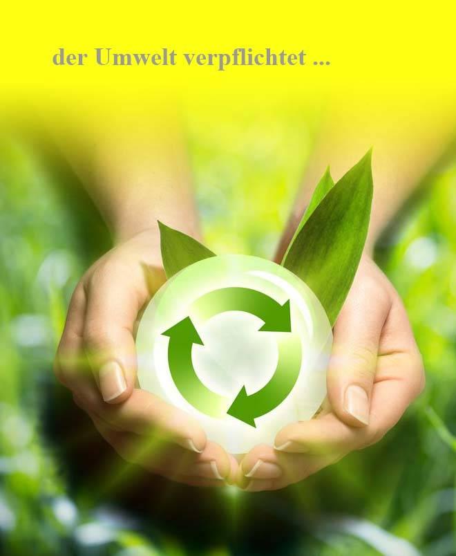 Luretec - der Umwelt verpflichtet ...